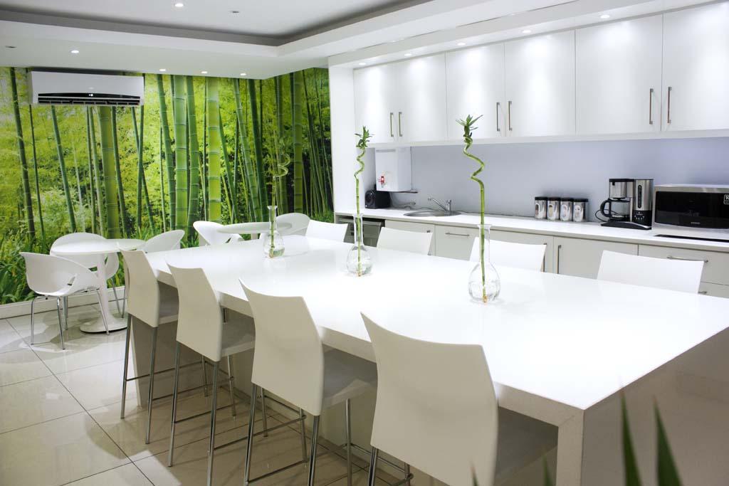Flexible Wokspace - kitchenette