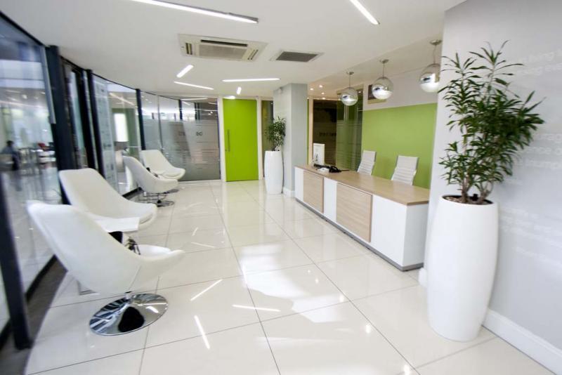 Office Space In Maude Street Sandton Flexible Workspace