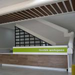 Flexible Workspace Johan Avenue Sandton Reception Desk And Staircase